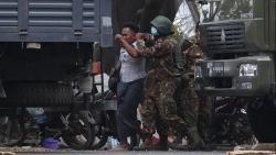 Tình hình Myanmar: AFP khẳng định có thêm 5 người bị thương trong vụ đột kích của cảnh sát