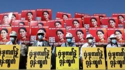 Đại hội đồng Liên hợp quốc thảo luận về tình hình Myanmar