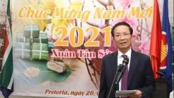 Cộng đồng người Việt ở Nam Phi gặp mặt mừng Xuân Tân Sửu 2021