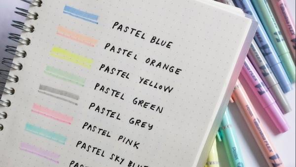 Bút dạ quang - Có thể bạn chưa biết?