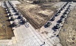 Bộ Quốc phòng Nga công bố video rút quân rầm rộ khỏi biên giới giáp Ukraine