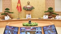 Covid-19: Thủ tướng Phạm Minh Chính triệu tập hội nghị trực tuyến toàn quốc 'chống dịch như chống giặc'