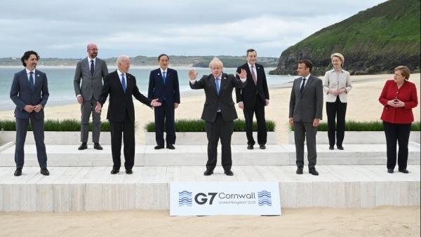 G7 đoàn kết 'hạ' thách thức từ Bắc Kinh, Trung Quốc nói 'những ngày này đã qua đi một cách tuyệt vọng'
