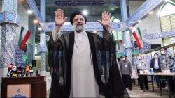 Mới nhất! Bầu cử Tổng thống Iran, ông Raisi bỏ xa 3 đối thủ