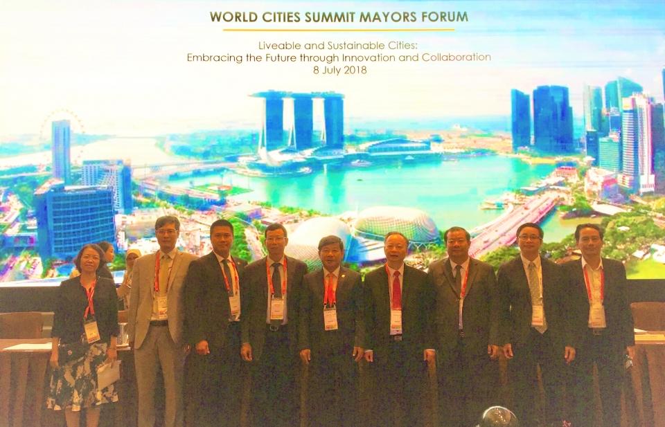 Phát triển đô thị thông minh và bền vững là xu hướng tất yếu