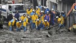 Điện thăm hỏi về việc mưa lớn kéo dài gây thiệt hại lớn về người và tài sản tại thành phố Atami, Nhật Bản