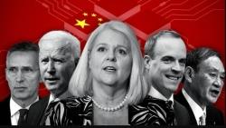 Mỹ và đồng minh 'liên thủ' tố Trung Quốc tấn công mạng: 'Chúng tôi thừa biết anh đang và sẽ làm gì'