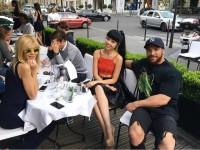 Check-in các nhà hàng sang chảnh Paris với siêu mẫu Việt