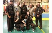 Giải thi đấu hữu nghị võ cổ truyền Việt Nam tại Algeria