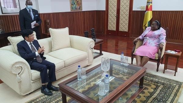Đại sứ Việt Nam tại Mozambique: Chung tay làm nên những 'điều kỳ diệu của Việt Nam ở châu Phi'