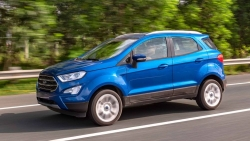 Ford EcoSport 2020 có giá từ 603 triệu - hy vọng lấy lại thị phần