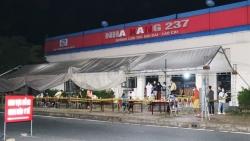 Covid-19: Khẩn cấp tìm người tới 3 quán cơm trên cao tốc Hà Nội-Lào Cai