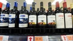 Bị Trung Quốc 'đóng băng', xuất khẩu rượu vang của Australia giảm mạnh