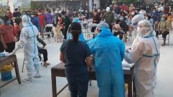 Covid-19 sáng 27/10: 1 triệu người có 9.099 ca mắc, Bắc Giang bất ngờ xuất hiện chùm lây phức tạp, Quảng Nam tăng nhanh F0, đóng cửa trường học