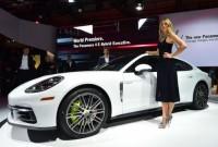 Những mẫu xe hơi ấn tượng tại Los Angeles Auto Show 2016