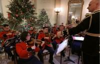 """""""Bảo vật Mỹ"""" - Giáng sinh lung linh tại Nhà Trắng"""