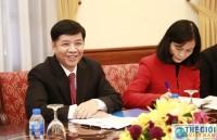 Việt Nam sẵn sàng thúc đẩy quan hệ hợp tác nhiều mặt với các nước Trung Đông – châu Phi