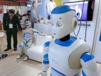 Nhật Bản chế tạo robot phục vụ người già, mất trí nhớ