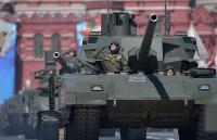 Hỏa lực xe tăng T-14 Armata vượt trội tất cả các loại xe tăng tương tự