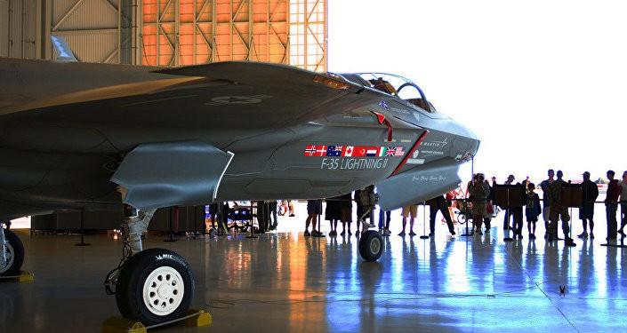 Báo Nga nói về 'mồ chôn' máy bay F-35 của Mỹ