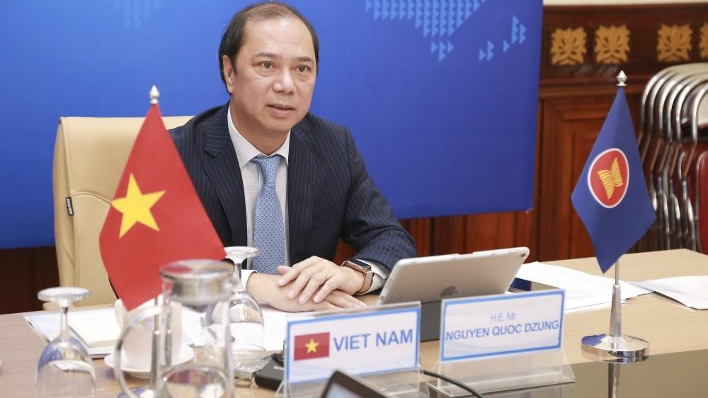 Diễn đàn trực tuyến ASEAN-Australia lần thứ 33