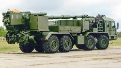 Nga thử nghiệm pháo tự hành Malva