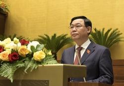 Ủy ban Thường vụ Quốc hội trình Quốc hội miễn nhiệm Chủ tịch nước