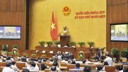 Kỳ họp thứ 11, Quốc hội khóa XIV họp phiên bế mạc