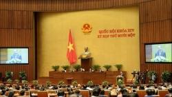 Chủ tịch nước trình Quốc hội phê chuẩn việc miễn nhiệm một số Ủy viên Hội đồng Quốc phòng và An ninh