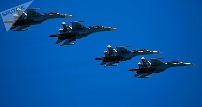 Nga gia tăng khả năng chiến đấu của máy bay ném bom Su-34