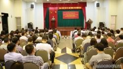 Cục Phục vụ Ngoại giao đoàn tổ chức Hội nghị Học tập tư tưởng, đạo đức, phong cách Hồ Chí Minh về phòng chống tham nhũng