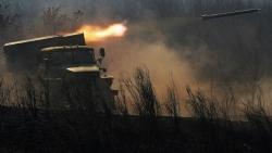 Nga phát triển hệ thống pháo phản lực hạng nhẹ loại mới