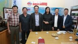 Thứ trưởng Ngoại giao, Đại sứ Đặng Minh Khôi làm việc với Hội Hữu nghị Việt Nam-Liên bang Nga