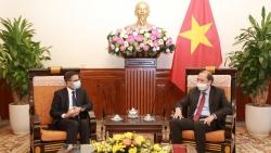Thứ trưởng Ngoại giao Nguyễn Quốc Dũng: Việt Nam chung vai, sát cánh cùng Ấn Độ chống dịch Covid-19