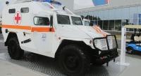Xe bọc thép y tế 'Tigr' của Nga sẽ xuất khẩu ra nước ngoài