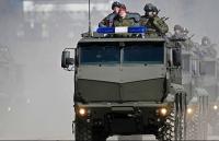 Các đơn vị quân đội Nga năm 2020 sẽ nhận gần 4.000 xe quân sự