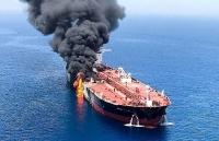 Iran triệu Đại sứ Anh về các cáo buộc Tehran tấn công tàu chở dầu