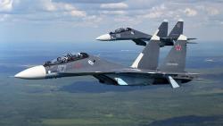 Hạm đội Baltic của Nga sẽ được bổ sung máy bay chiến đấu siêu động cơ Su-30SM tối tân