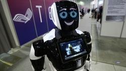 Robot Nga được tuyển dụng làm nhân viên bảo vệ ở châu Âu