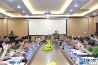 Hà Nội phát động cuộc thi và triển lãm ảnh về chủ đề Công an Thủ đô