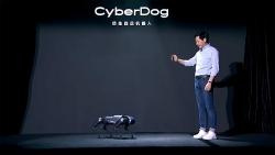 Xiaomi trình làng Chó robot CyberDog biết nghe lệnh chủ nhân