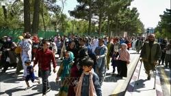 Tình hình Afghanistan: Thổ Nhĩ Kỳ không thể 'vác' gánh nặng người tị nạn, Australia sơ tán thêm 300 người