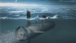 Nga thiết kế robot không người lái mô phỏng tàu ngầm