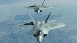 Mỹ phát triển máy bay chiến đấu thế hệ thứ sáu