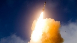 Bộ Quốc phòng Mỹ công bố thử thành công tên lửa đánh chặn phóng từ đất liền