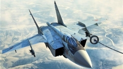 Tạp chí Mỹ đánh giá cao tên lửa của máy bay MiG-31 Nga
