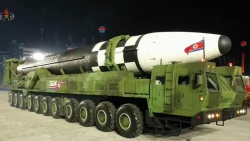 Thế giới 'dậy sóng' trước ICBM tối tân bậc nhất của Triều Tiên