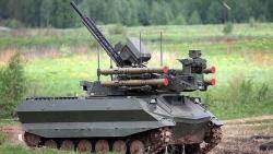 Lục quân Nga sẽ được trang bị 'siêu robot chiến đấu'