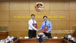 Tọa đàm 'Doanh nhân kiều bào với mạng lưới tiêu thụ hàng Việt Nam ở nước ngoài'