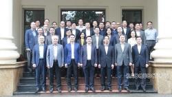 Đoàn Trưởng Cơ quan đại diện Việt Nam ở nước ngoài làm việc với Bộ Công Thương